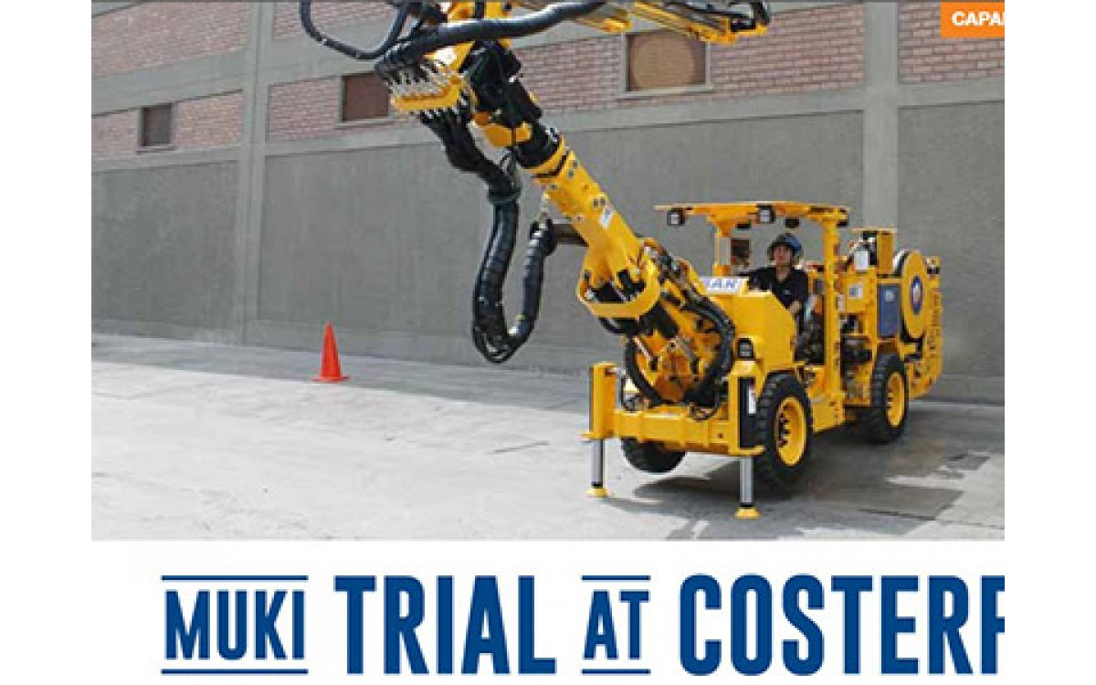MUKI TRIAL AT COSTERFIELD