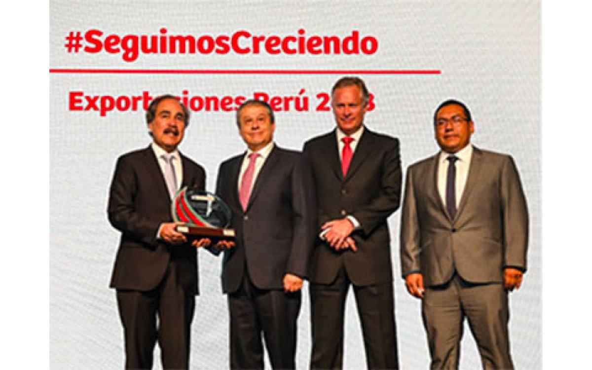 """Premio """"Innovación Exportadora 2018"""""""